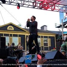 Crosses | Sunset Strip Music Festival 2014