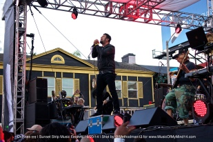 Crosses | Sunset Strip Music Festival 2014
