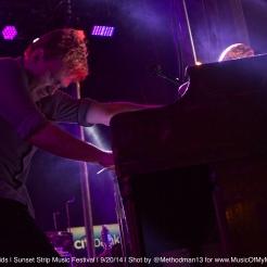Cold War Kids   Sunset Strip Music Festival 2014