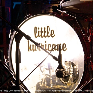 Little Hurricane | Way Over Yonder 2014