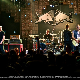 Bad Religion | The Mayan | Red Bull Sound Select | 30 Days In L.A.