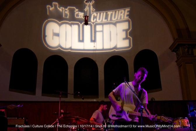 Fractures | Culture Collide | The Methodist Church of Echo Park | 10/17/14 [Review, Vids & Photos]