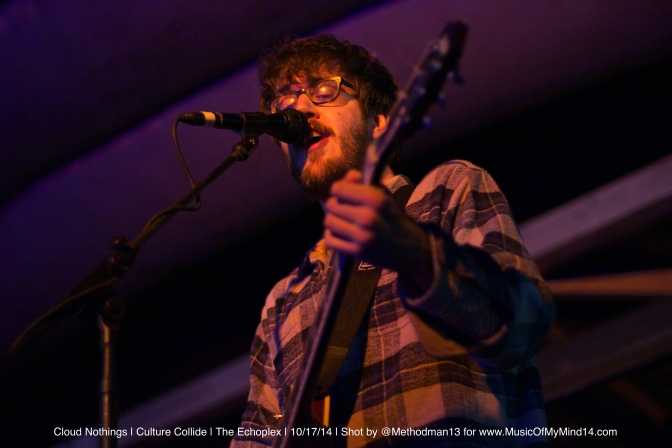 Cloud Nothings | Culture Collide | TAIX Main Stage | 10/17/14 [Photos]