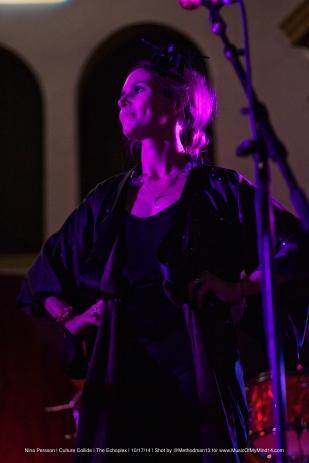 Nina Persson   Culture Collide 2014