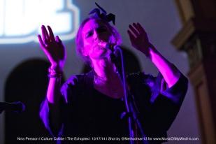 Nina Persson | Culture Collide 2014