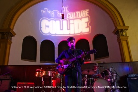 Solander | Culture Collide 2014