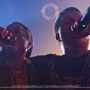 Run The Jewels & Zac De La Rocha | Echoplex | 30 Days In LA
