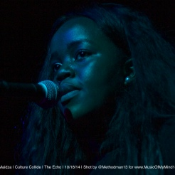 Tkay Maidza | Culture Collide 2014