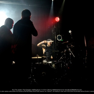 Run The Jewels & Travis Barker | Echoplex | 30 Days In LA