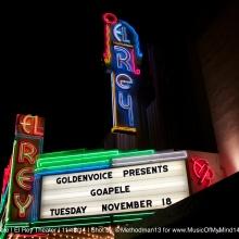 Goapele | El Rey Theater