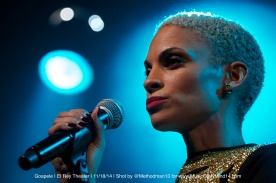 Goapele | El Rey Theater