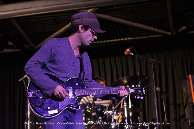 Clap Your Hands Say Yeah | Culture Collide | World Stage | 10/18/14 [Review, Vids & Photos]