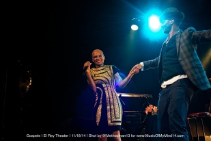 Goapele & Eric Benet | El Rey Theater