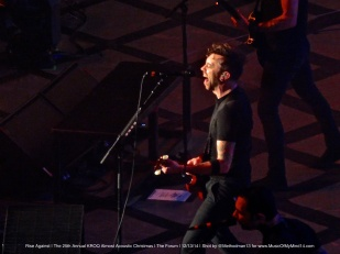 Rise Against | The 25th Annual KROQ Almost Acoustic Christmas 2014