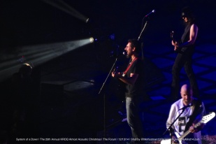 System of a Down | The 25th Annual KROQ Almost Acoustic Christmas 2014