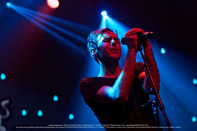 "James Supercave | Mack Sennett Studios | Red Bull Sound Select's ""30 Days In LA"" 