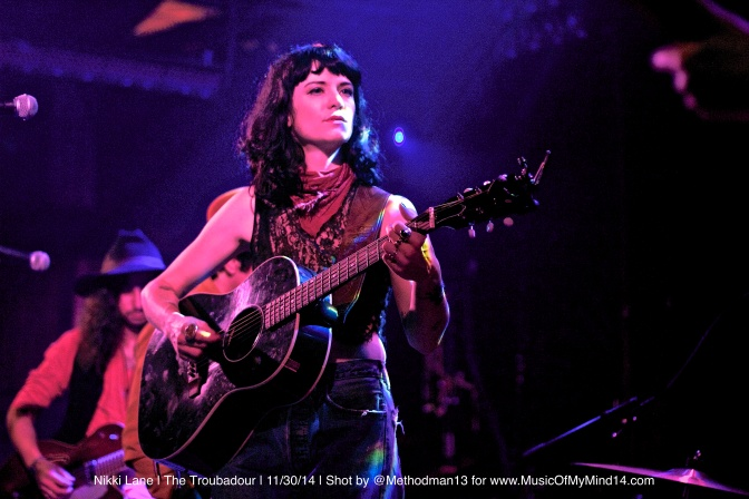 Nikki Lane | The Troubadour | 11/30/14 [Photos and Video]