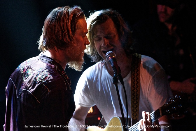 Jamestown Revival | The Troubadour | 11/30/14 [Photos and Video]
