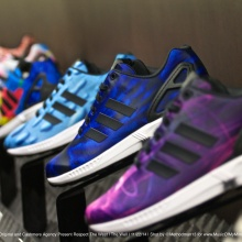 "Adidas Original ZXFLUX Experience and Cashmere Agency Present ""Respect The West"" Artist Showcase"