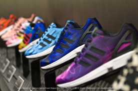 """Adidas Original ZXFLUX Experience and Cashmere Agency Present """"Respect The West"""" Artist Showcase"""