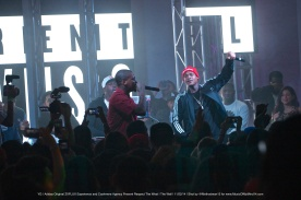 "YG | Adidas Original ZXFLUX Experience and Cashmere Agency Present ""Respect The West"" Artist Showcase"