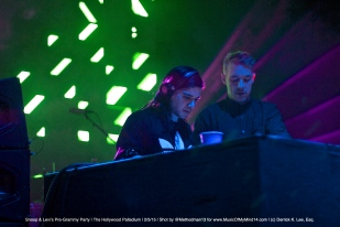 Diplo & Skrillex p/k/a Jack u | Snoop Dogg and Levi's Pre Grammy Concert | The Hollywood Palladium