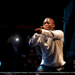 O.T. Genasis | Snoop Dogg and Levi's Pre Grammy Concert | The Hollywood Palladium