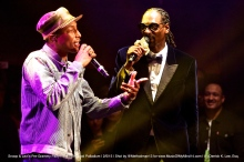 Parrell Williams | Snoop Dogg and Levi's Pre Grammy Concert | The Hollywood Palladium