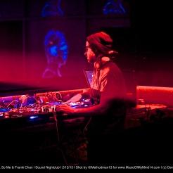 Breakbot, Irfane, So Me & Franki Chan   Sound Nightclub