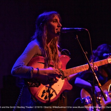 Rachel Goodrich and the Grrrls | Bootleg Theater