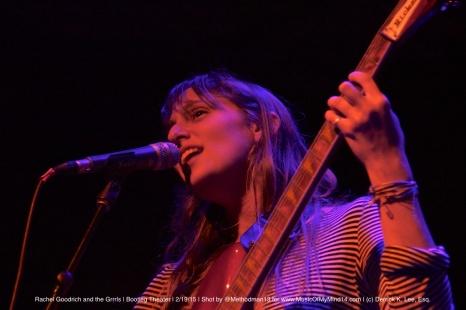Rachel Goodrich and the Grrrls   Bootleg Theater
