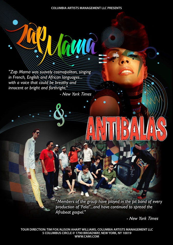 (c) Columbia Artists Management Inc.