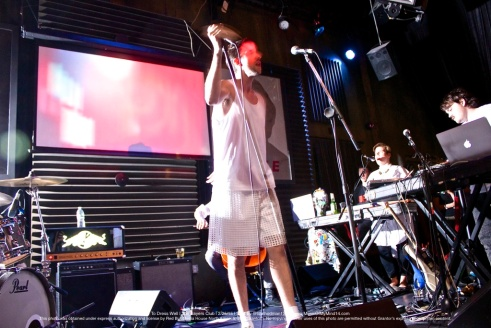 Red Bull Sound Select Presents: How To Dress Well   Sayers Club