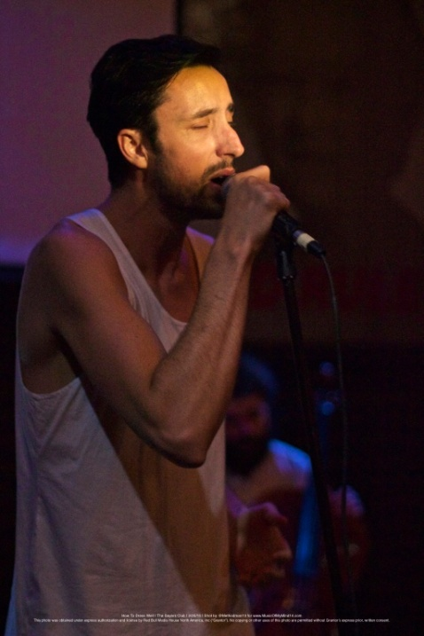 Red Bull Sound Select Presents: How To Dress Well | Sayers Club