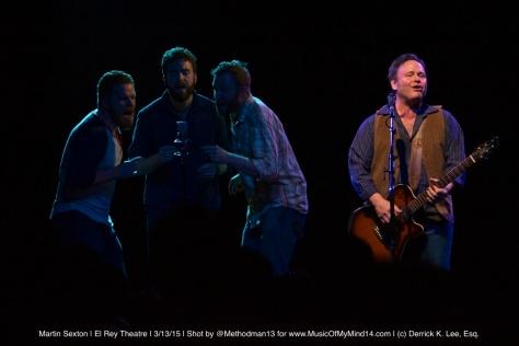 Martin Sexton | El Rey Theatre | 3/13/15
