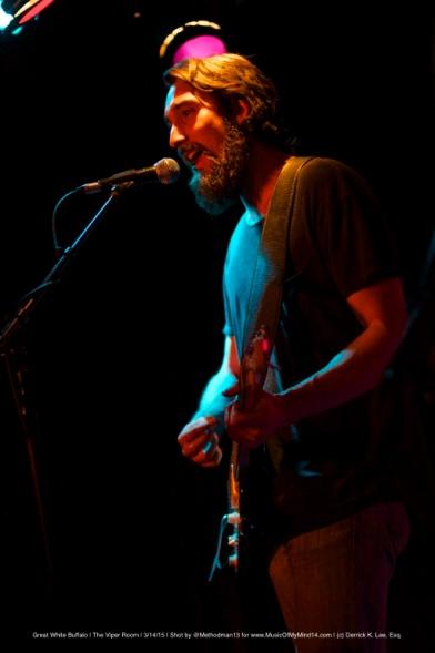 Great White Buffalo   The Viper Room   3/14/15