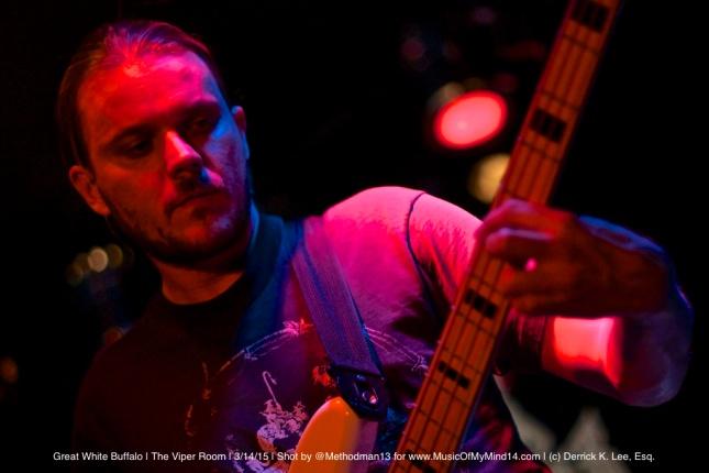 Great White Buffalo | The Viper Room | 3/14/15