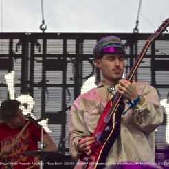 The Black Lips | Air+Style | Rose Bowl