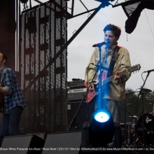 The Black Lips   Air+Style   Rose Bowl