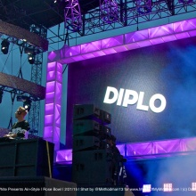 Diplo | Air+Style | Rose Bowl