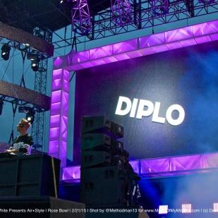 Diplo   Air+Style   Rose Bowl