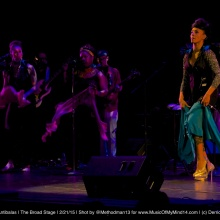 Zap Mama & Antibalas | The Broad Stage