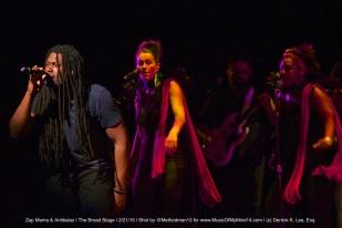Zap Mama & Antibalas   The Broad Stage