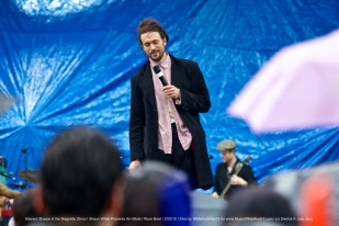 Edward Sharpe & the Magnetic Zeros | Air+Style | Rose Bowl