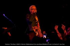 Karizma   The Roxy   3/28/15