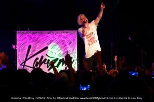 Karizma | The Roxy | 3/28/15