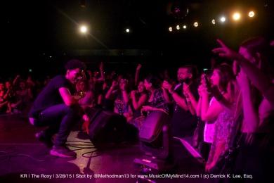 KR | The Roxy | 3/28/15