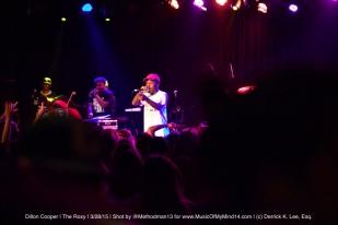 Dillon Cooper | The Roxy | 3/28/15