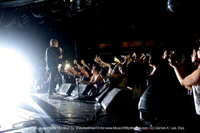 PHOTOS+VIDEO: Blackbear | The Roxy | 3/28/15