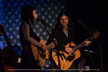 Seth Avett + Jessica Lea Mayfield | Wilshire Ebell Theatre | 3/31/15